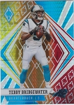 2020 Panini Phoenix fanatics exclusive Teddy Bridgewater fire burst refractor