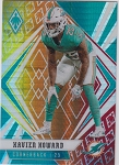 2020 Panini Phoenix fanatics exclusive Xavien Howard fire burst refractor