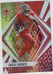 2020 Panini Phoenix fanatics exclusive Chris Godwin fire burst refractor