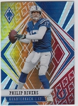 2020 Panini Phoenix fanatics exclusive Philip Rivers fire burst refractor