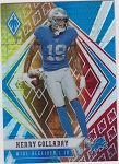 2020 Panini Phoenix fanatics exclusive Kenny Golladay fire burst refractor