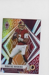 2020 Panini Phoenix fanatics exclusive Courtland Sutton fire burst refractor