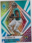 2020 Panini Phoenix fanatics exclusive DJ Chark Jr. fire burst refractor