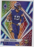 2020 Panini Phoenix fanatics exclusive Adam Thielen fire burst refractor