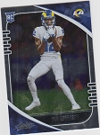 2020 Panini Absolute Van Jefferson rookie rc