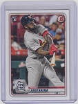 2020 Bowman Chrome Randy Arozarena rookie rc