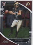 2020 Panini Absolute Steven Montez rookie rc