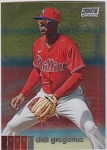 2020 Topps Stadium Club Chrome Didi Gregorius