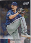 2020 Topps Stadium Club Chrome Mike Minor