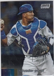 2020 Topps Stadium Club Chrome Salvador Perez
