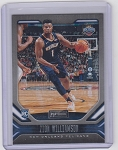 2019-2020 Panini Chronicles Playbook Zion Williamson RC