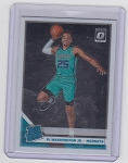 2019-2020 Panini Donruss Optic Basketball PJ Washington Jr. Rated Rookie
