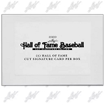 2020 Leaf Hall of Fame Baseball cut Signature edition   1- CUT auto per box   ripped live at packwars.org