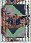 2018 Panini Spectra Rashaad Penny Rookie Dual 3 Color Patch rc /5
