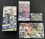 FOOTBALL MIXER.  Random 32 Team mixer.  1- Mosaic / 1- Elements / 1- Donruss / 1- Black .  Breaks  Thursday.  List and random at packwars.org