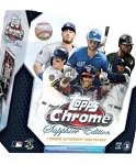 2020 Topps Chrome Sapphire Sealed Box .  1 Rookie  Auto per box.  Confirmed preorder and will ship the day it arrives.