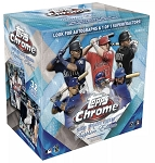 2020 Topps Chrome Update Sapphire Edition Box.  Confirmed Order.  sold out at TOPPS.  will ship the day it arrives