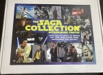 Star Wars The Saga Collection Autographed 8x10 Topps Authentics Photo.  Look For randomly inserted envelope/packs with 2 Photos.   Ships Sealed