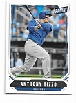 2018 Panini National Anthony Rizzo Card