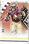 2017 Panini Rookies football Dalvin Cook Thick GOLD parallel stock rc /25