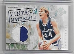 2016-17 Court Kings Dan Issel Vintage Material 2 color Kentucky Patch 1/1