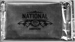 2018 Panini National Convention Nascar Promo pack. 1- Encased Relic or Auto relic of top Drivers