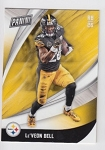 2018 Panini Black Friday Le'Veon Bell Card