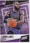 2019 Panini Father's Day LeBron James Card