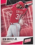 2019 Panini Father's Day Ken Griffey Jr. Card