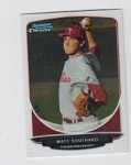 2013 Bowman Chrome Mini Matt Southard Card