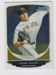 2013 Bowman Chrome Mini Blake Taylor Card