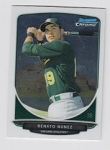 2013 Bowman Chrome Mini Renato Nunez Card