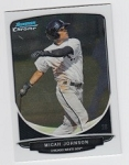 2013 Bowman Chrome Mini Micah Johnson Card