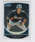 2013 Bowman Chrome Mini Viosergy Rosa Card