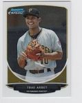 2013 Bowman Chrome Mini Trae Arbet Card