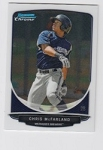 2013 Bowman Chrome Mini Chris McFarland Card