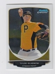 2013 Bowman Chrome Mini Tyler Glasnow Card
