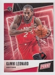 2019 Panini Father's Day Kawhi Leonard Card