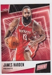 2019 Panini Father's Day James Harden Card