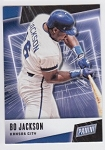 2019 Panini Father's Day Bo Jackson Card