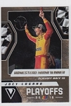 2019 Victory Lane Joey Logano Playoffs Card