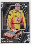 2019 Victory Lane Ryan Newman Card