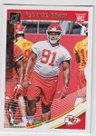 2018 Dunruss Rookie Derrick Nnadi Card