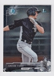 2017 Bowman Chrome Mini Prospect RC Jameson Fisher Card