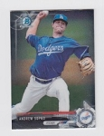 2017 Bowman Chrome Mini Prospect RC Andrew Sopko Card
