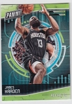 2018 Panini Cyber Monday James Harden Card