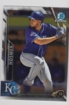 2016 Bowman Chrome Eric Hosmer Card