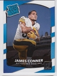 2017 Panini Donruss James Conner Rated Rookie rc