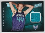 2015 Panini Cyber monday Frank Kamisky rookie 2 color Patch rc