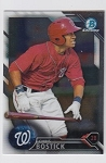 2016 Bowman Chrome Chris Bostick Prospect Rookie Card